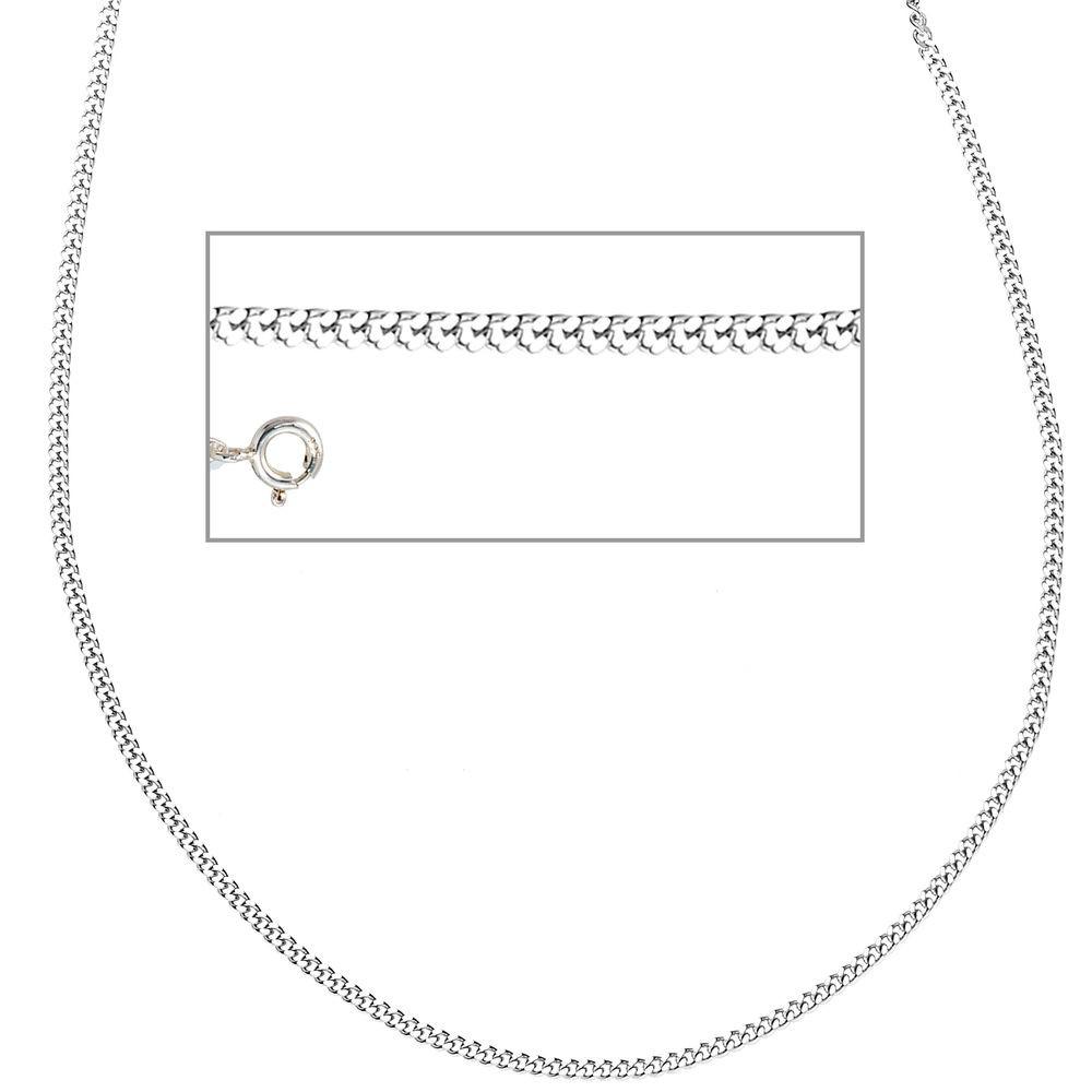 panzerkette 925 sterling silber rhodiniert 38 cm halskette kette federring silberkette. Black Bedroom Furniture Sets. Home Design Ideas